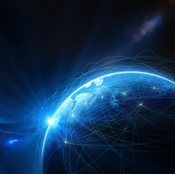Picture of the global network